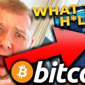😱 OH MY G@D 😱 WHAT AN EARTH IS HAPPENING TO BITCOIN & ETHEREUM RIGHT NOW?@?@?@?