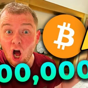 🛑URGENT WARNING 🛑BITCOIN BREAKOUT TO $100,000 AFTER THIS SIGNAL FLASHES {How I'm Trading It}
