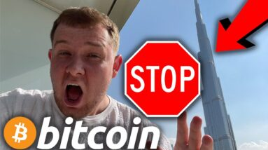 EXTREMELY IMPORTANT SIGNAL FOR ALL BITCOIN BULLS RIGHT NOW!!!!!!!!!!!!!!!!!!!!!