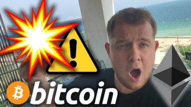 EXTREMELY URGENT FOR ALL BITCOIN & ETHEREUM HOLDERS TODAY!!!!!!!!!!!!!!!