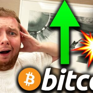 😱  HUGE BITCOIN SURPRISE!! 😱  THIS IS SCARY FOR BITCOIN TRADERS!!!!!!!!!!!! [be careful]