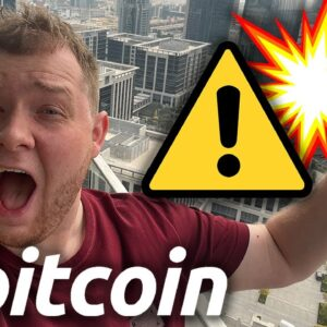 THIS SIGNAL CHANGES EVERYTHING FOR BITCOIN THIS WEEK!!!!!!!!!!!!