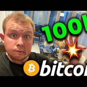 MASSIVE WARNING!!!!!!!! BITCOIN PUMPED 98% LAST TIME THIS SIGNAL FLASHED!!!!!!! {trade setup}