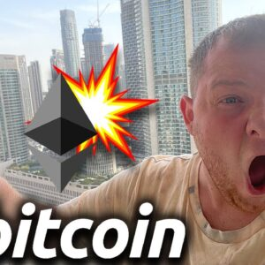 PUMP!!!!!!!!!! THIS INSANE BITCOIN & ETHEREUM PATTERN WILL CHANGE EVERYTHING THIS WEEK!!!!!!!!!!