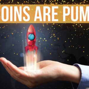 ALTCOINS ARE PUMPING! Time To Buy?!?