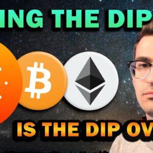 BUYING THE ALTCOIN DIP!! Bitcoin Dump Over?