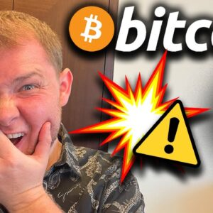 ⚠️ VERY IMPORTANT ⚠️HUGE WARNING IN THE CHARTS FOR BITCOIN & ETHEREUM TODAY!!!!!!!!!!!!!