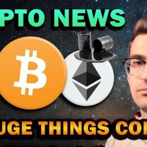HUGE CRYPTO NEWS!! Uniswap V3, ETH vs BNB, More Dips?