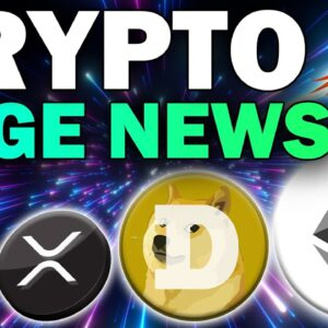 MASSIVE CRYPTO NEWS!! Dogecoin All Time Highs! Ethereum (ETH) Analysis
