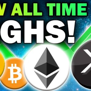 NEW All Time HIGHS For The Crypto and Altcoin Market! XRP + ETH Analysis