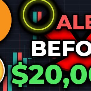 BITCOIN HOLDERS BE CAREFUL!!!!! BITCOIN WILL DUMP BEFORE HUUUUUGE PUMP TO $20,000 ANY TIME!!!!