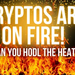 Some Cryptos Are Pumping Hard & Fast