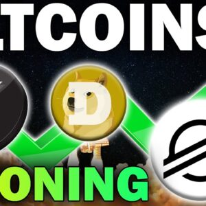 TOP Altcoins Pumping Right NOW! Crypto Analysis: Ripple (XRP), Dogecoin (DOGE) + More!