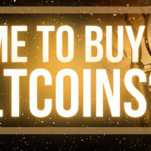 Time To Buy Bitcoin/Altcoins or Wait?