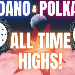 Cardano & Polkadot Hit New All Time Highs - What's Next?