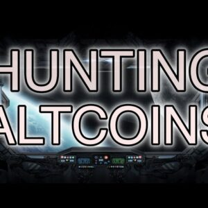 Hunting Altcoin Gems For June 2021