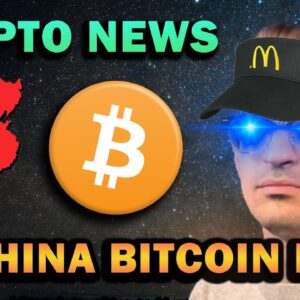 CHINA BITCOIN CRACKDOWN (why this is good)