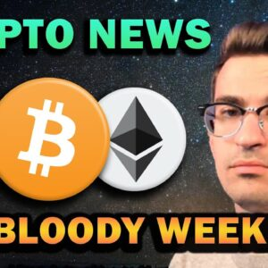 Crypto Bloody Weekend Coming??