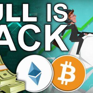 FANTASTIC News! Bitcoin Breaks $38K Resistance (Is Bull BACK?)