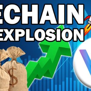 This Altcoin Could EXPLODE To $1 SOON (VeChain Price Prediction 2021)