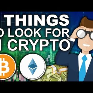 5 Things To Look For In Crypto Project To Make Profit