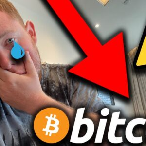 ⚠️ GAME OVER!!!!!! WHAT THE H@LL IS HAPPENING TO BITCOIN!!!!!!!!!!!!!!!!!! ⚠️