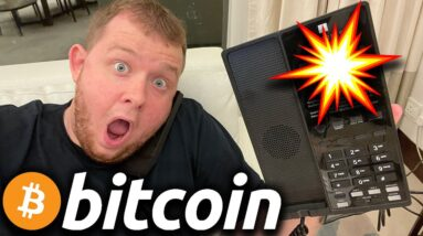 📞 RING!!! RING!!! 📞 NEW BITCOIN ALL TIME HIGHS ARE CALLING IF THIS HAPPENS THIS WEEK!!!!!!!!!!!!