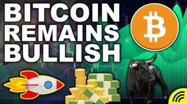 Bitcoin Comeback (Bullrun 2021 is NOT Over!)