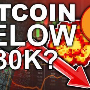 Bitcoin CRASHES Below $30K (Is the Bullrun OVER?)