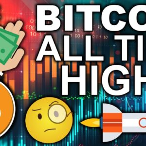 Bitcoin's Best Chance For All Time Highs If It Breaks $32K