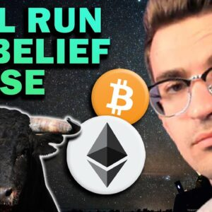BULL RUN NOT OVER - DISBELIEF PHASE OF MARKET CYCLE
