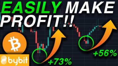 📈 The ULTIMATE Trading Strategy To Make $100 Day Leverage Trading Bitcoin On Bybit & Phemex!!!!!