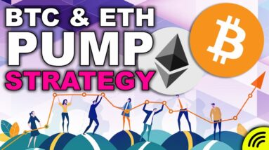 Huge Bitcoin & Ethereum Pump Strategy (Top Altcoins Rally)