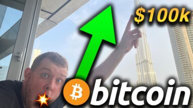 😱 BITCOIN WILL BREAKOUT HIGHER THAN THE BURJ KHALIFA IF THIS HAPPENS!!!!!!!!!!! 😱