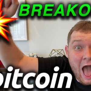 ⚠️ OH MY G@D!!!!!!! THIS EXPLOSIVE BITCOIN BREAKOUT TARGET WILL SHOCK YOU!!!!!!!!!!!!!!! ⚠️