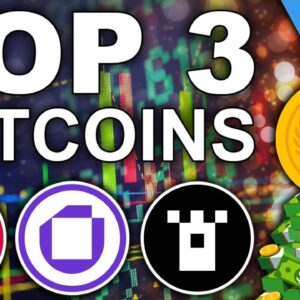 Top 3 Altcoins With 100x Potential