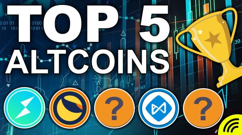 Top 5 BEST Altcoins Right Now (2021)