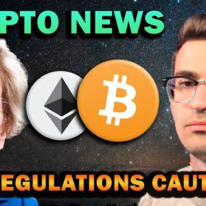 WARNING! Crypto Regulations, ETH to $3k, Amazon