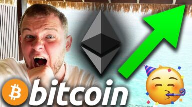 ⚠️ WARNING ⚠️ SOMETHING CRAZY IS HAPPENING TO BITCOIN & ETHEREUM RIGHT NOW!!!!!!!!!