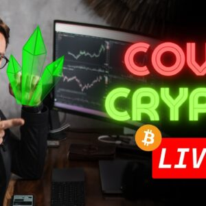 Bitcoin Live Stream banking 30% in 1 Hour on Altcoins