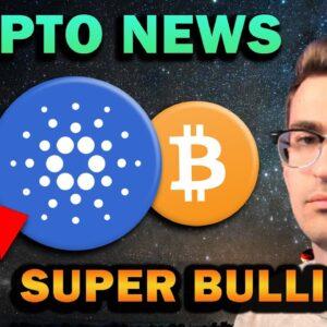 CRYPTO NEWS: Coinbase ADA Surge, Bitcoin Bullish, HUGE Altcoin Season
