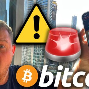 🚨 HUGE WARNING 🚨 BITCOIN HOLDERS AREN'T READY FOR THIS NEXT MOVE!!!!!!!!!!!!!!!!!!!!