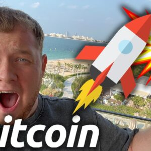 IT'S TIME!!!!!!! GET READY FOR THE NEXT INSANE BITCOIN MOVE!!!!!!!!!!!!!!