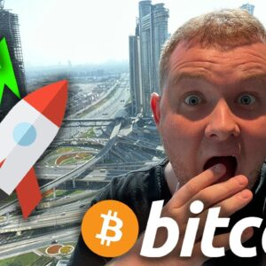 **WATCH NOW** BITCOIN IS GOING COMPLETELY PARABOLIC TO THIS EXACT PRICE RIGHT NOW!!!!!!!!!!!!!!!