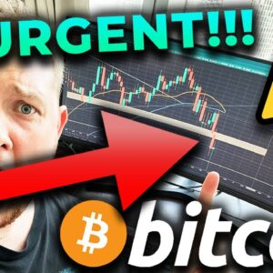 🚨 URGENT EMERGENCY🚨 BITCOIN & ETHEREUM ARE DUMPING!!!!!!!!! [BIG BOUNCE COMING]