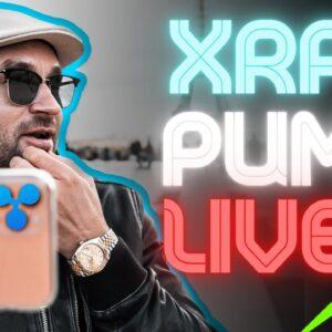 XRP Price Pump Live Stream Feb 1 8:00 am Est - Prediction Over  $1 ??