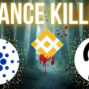 Are Polkadot  Cardano Binance Smart Chain Killers?