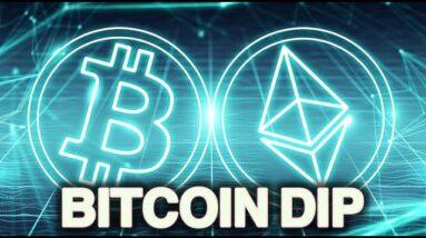 Bitcoin & Ethereum Dip and People Panic