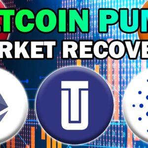 BULLISH CRYPTO NEWS!! Bitcoin and Altcoins PUMPING (Alt Season Continues 2021)