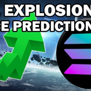 This Altcoin is Set to Make INSANE GAINS (SOL Price Prediction 2021)